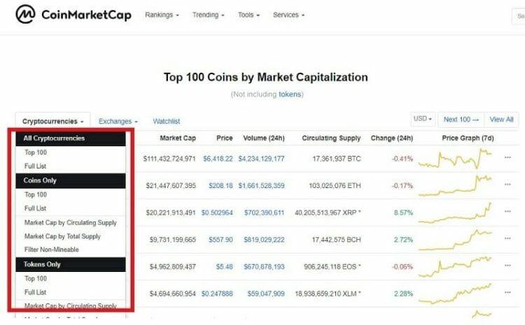 perbedaan coin dan token cryptocurrency