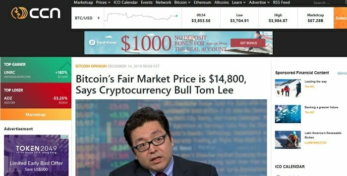 harga bitcoin dan kripto