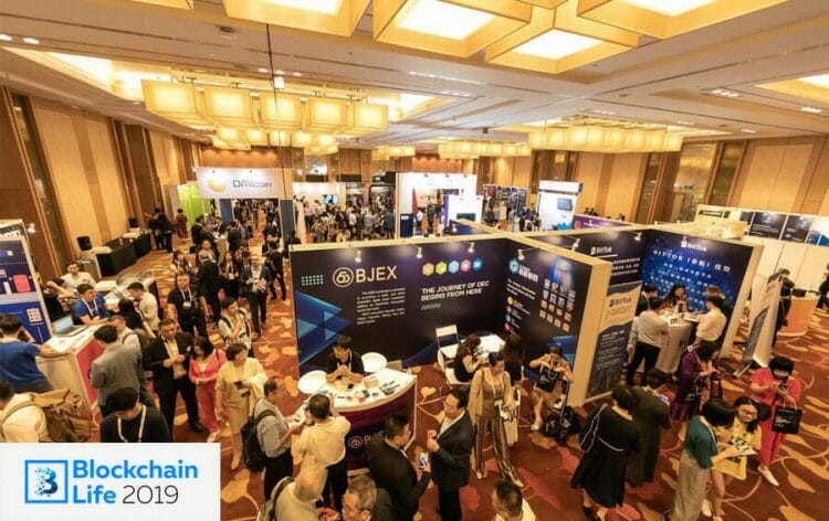blockchain life singapore
