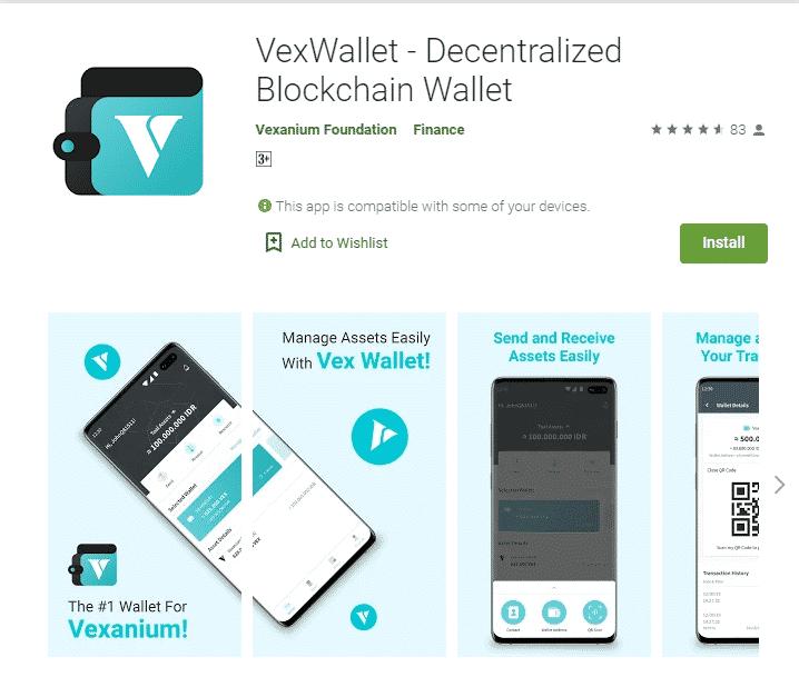 decentralized blockchain wallet