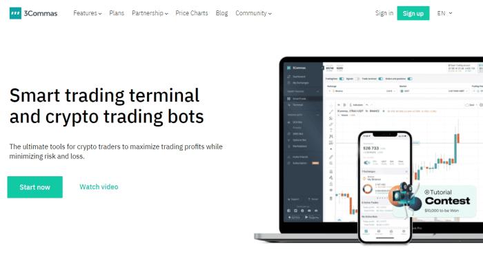 tool trading crypto 3commas